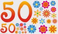 50-jaar-bloemen
